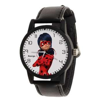 ساعت مچی عقربه ای ناکسیگو طرح Ladybug کد LF4199