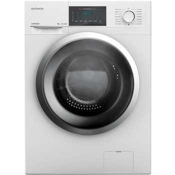 ماشین لباسشویی دوو مدل DWK-8140 ظرفیت 8 کیلوگرم