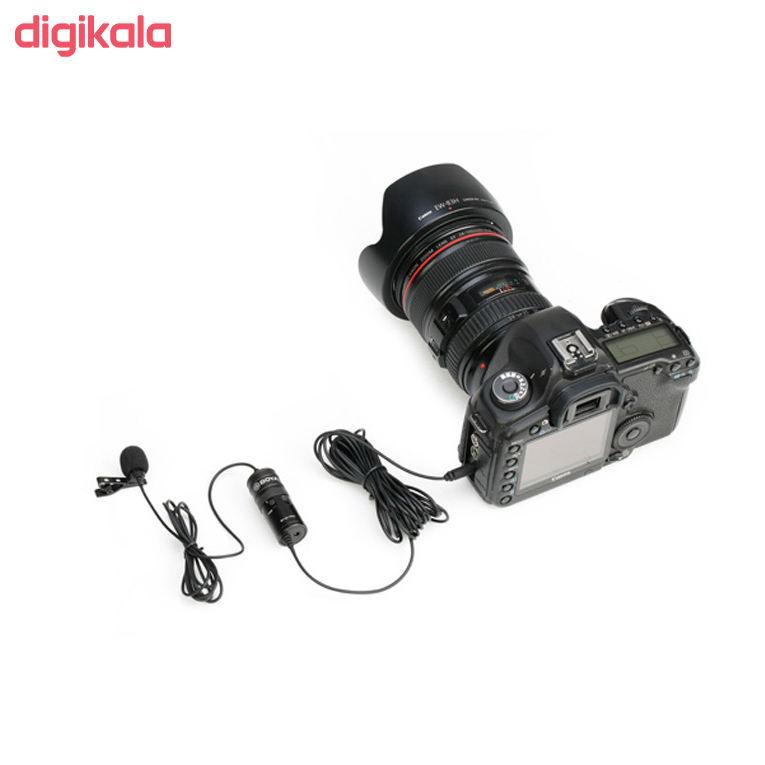 میکروفون یقه ای بویا مدل BY-M1 Pro main 1 3
