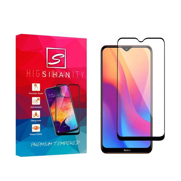 محافظ صفحه نمایش سیحان مدل FG مناسب برای گوشی موبایل شیائومی Redmi 8A