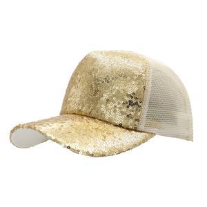 کلاه کپ بچگانه مدل POLAK کد 51158 رنگ طلایی
