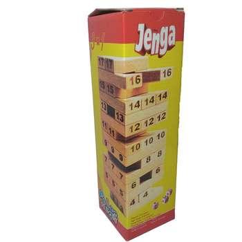 بازی فکری مدل برج هیجان جنگا کدDBS_10137