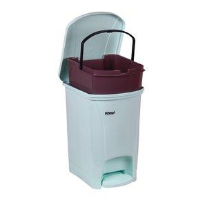 سطل زباله پدالی کامل کد 450