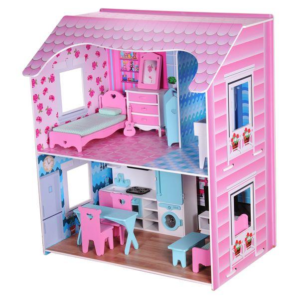 اسباب بازی مدل خانه عروسک کد 02