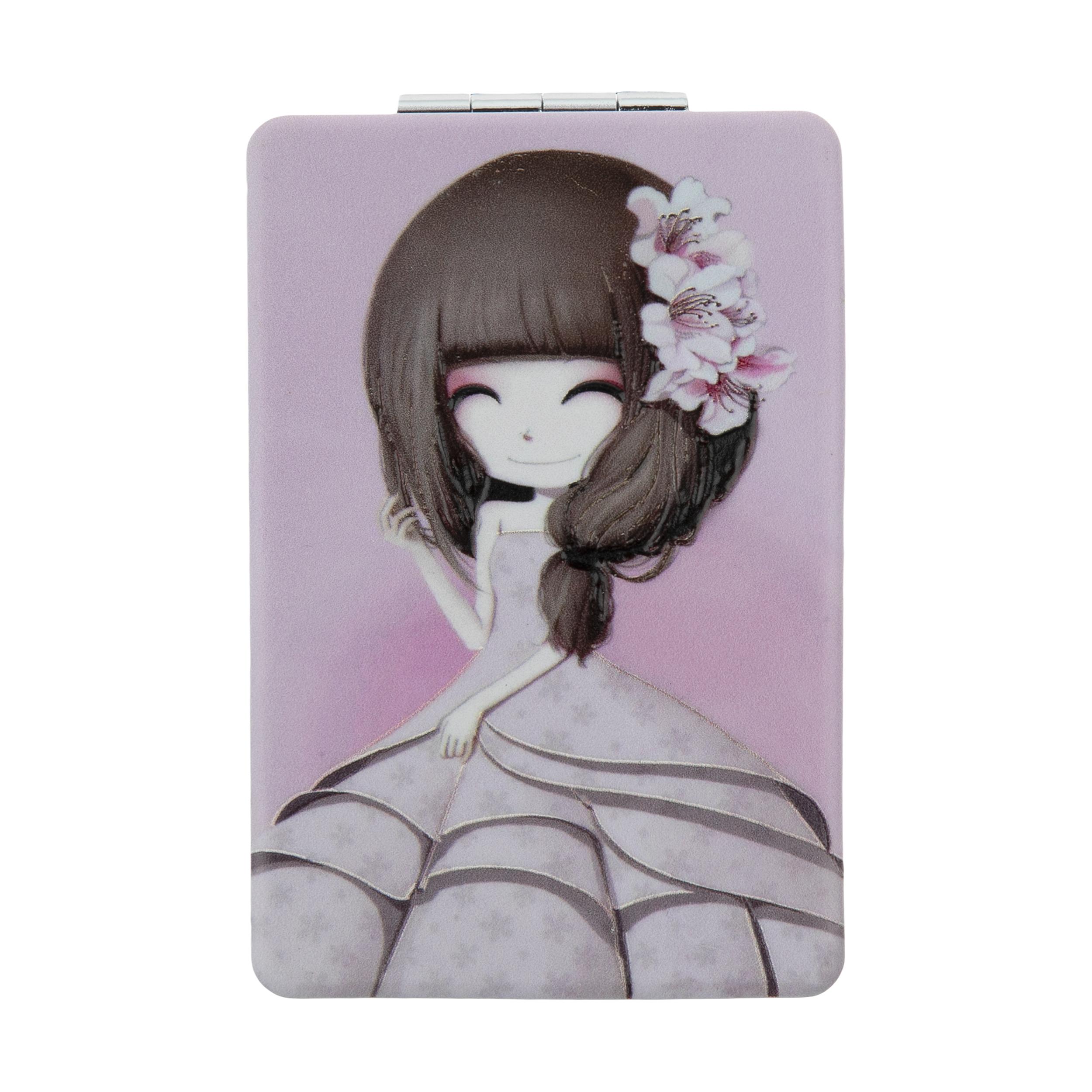 خرید                       آینه جیبی مدل BABY GIRL کد 31