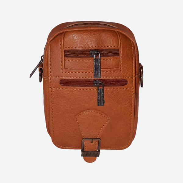 کیف رو دوشی مردانه مدل Lk02
