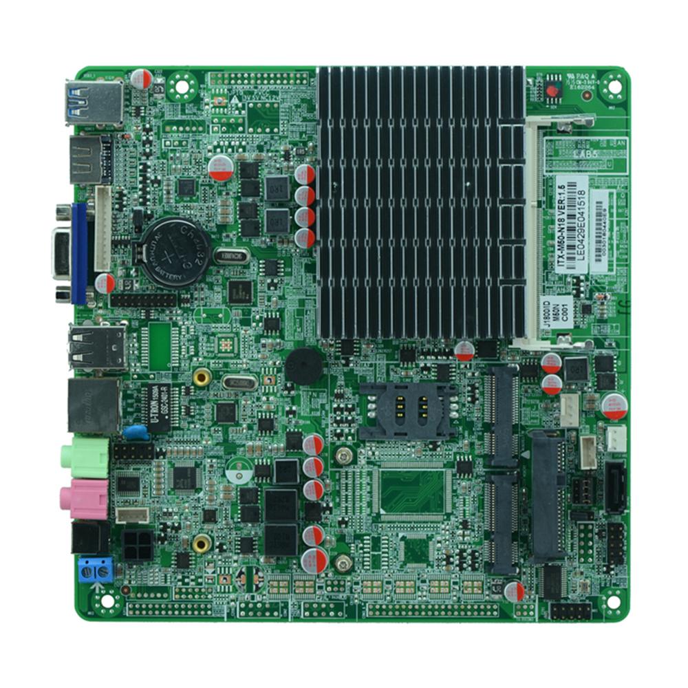مادر برد صنعتی مدل ITX-M50-J1800
