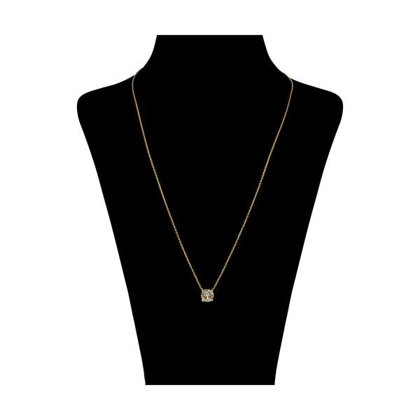 گردنبند طلا 18 عیار زنانه درسا مدل 43688
