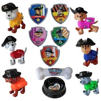 اسباب بازی مدل سگ های نگهبان کد d3 مجموعه 13 عددی