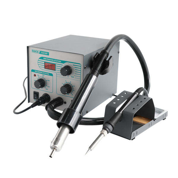 دستگاه هیتر و هویه کوییک مدل +706W