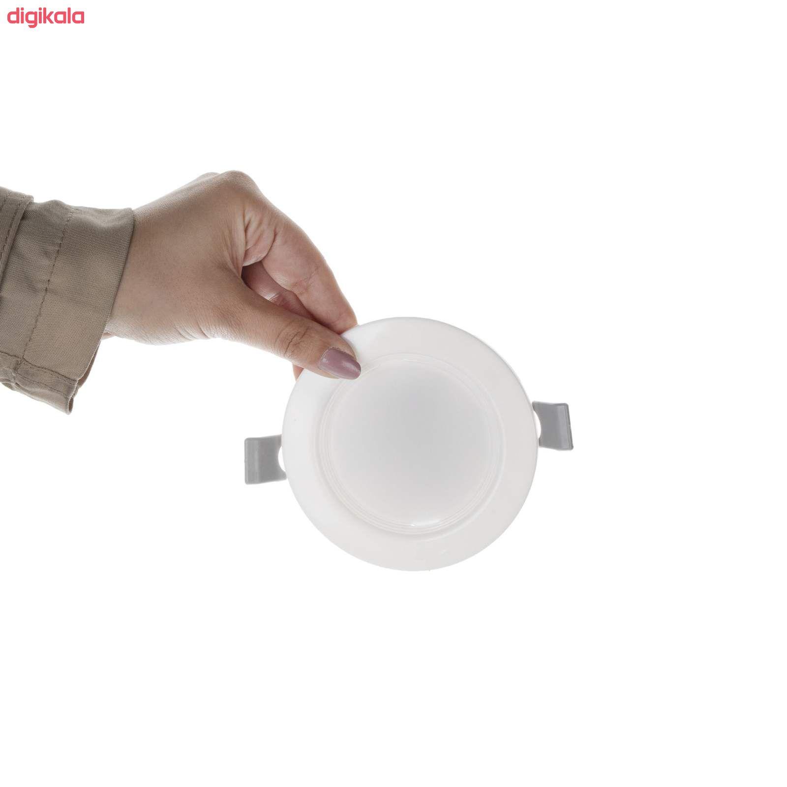 لامپ هالوژن 9 وات رویان نور مدل H104 main 1 4