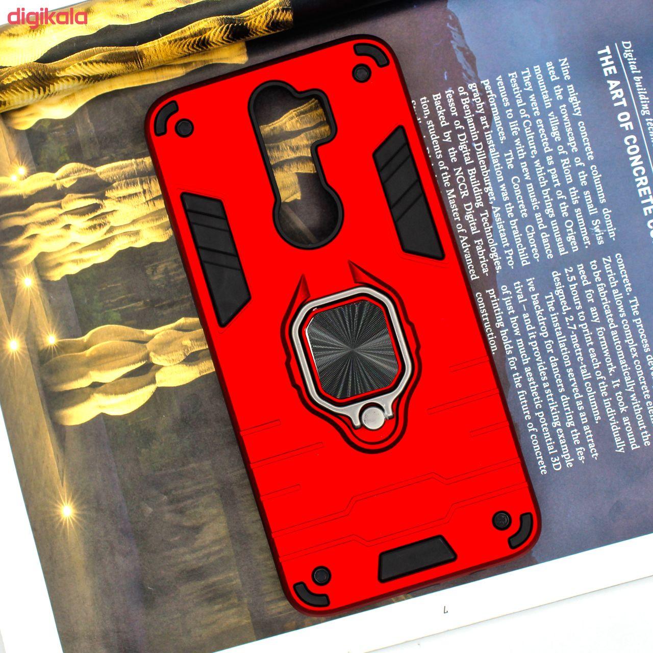 کاور کینگ پاور مدل ASH22 مناسب برای گوشی موبایل شیائومی Redmi Note 8 Pro main 1 7