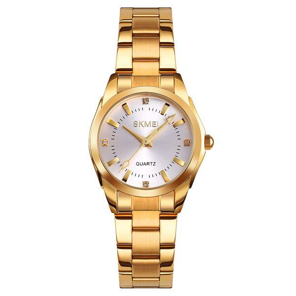 ساعت مچی عقربه ای زنانه اسکمی مدل 1620G