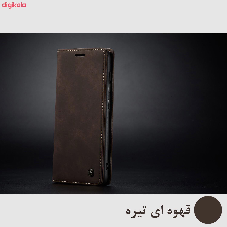 کیف کلاسوری کیس می مدل Vintage-013 مناسب برای گوشی موبایل شیائومی Redmi Note 8 Pro main 1 26