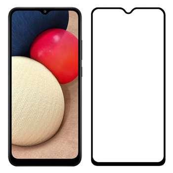 محافظ صفحه نمایش مدل FCG مناسب برای گوشی موبایل سامسونگ Galaxy A02s