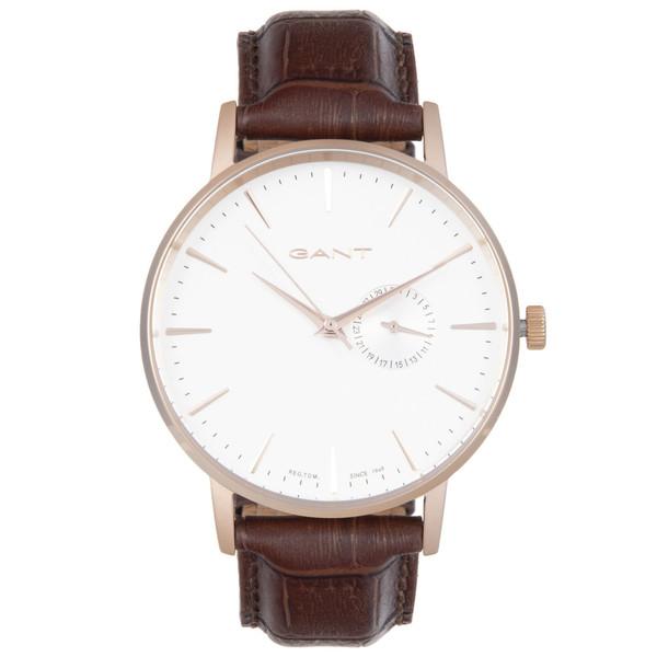 ساعت مچی عقربه ای مردانه گنت مدل W10846