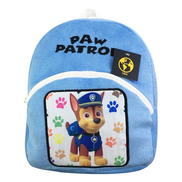 کوله پشتی کودک سیی مدل سگ های نگهبان کد 1502.4