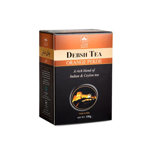 چای قلمی چای دبش - 100 گرم