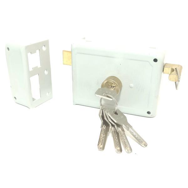 قفل در حیاطی باتیس مدل 4204