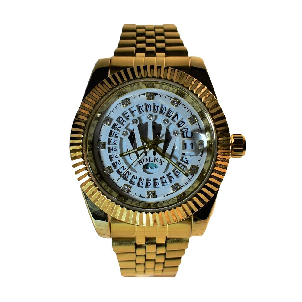ساعت مچی عقربهای مردانه مدل 16233                     غیر اصل