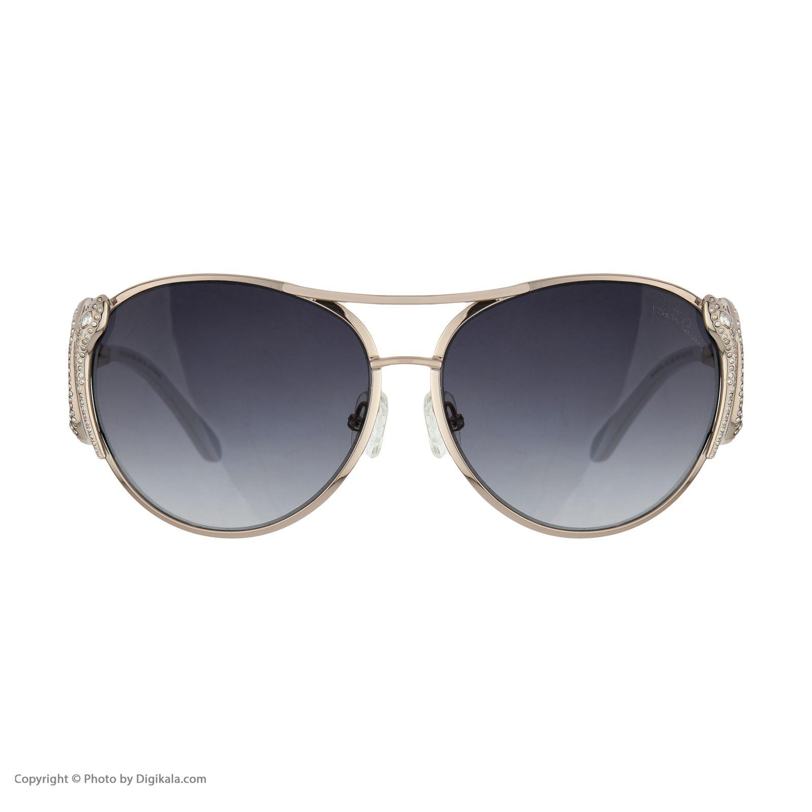 عینک آفتابی زنانه روبرتو کاوالی مدل 909 -  - 3