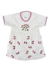 ست 5 تکه لباس نوزادی نیروان طرح گل کد 4 -  - 6