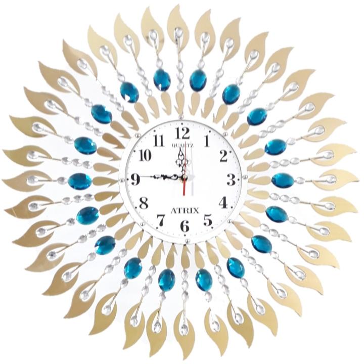 ساعت دیواری آتریکس مدل خورشید کد AM108