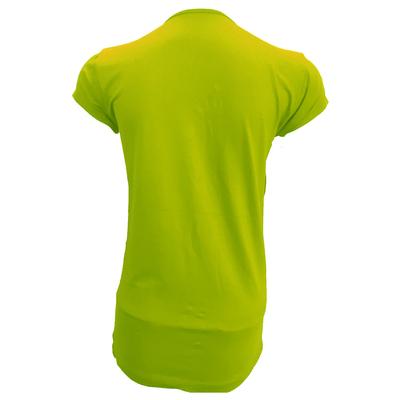 تونیک آستین کوتاه زنانه کد tm-932 رنگ زرد