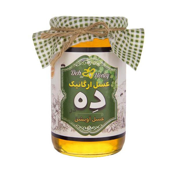 عسل آویشن ارگانیک ده در - 850 گرم