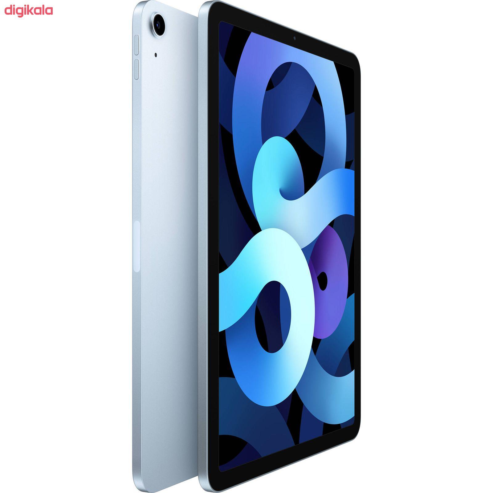 تبلت اپل مدل iPad Air 10.9 inch 2020 WiFi ظرفیت 64 گیگابایت  main 1 2