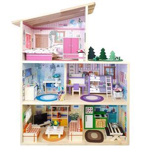 اسباب بازی خانه عروسکی مدل 101
