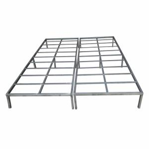 کفی تختخواب دو نفره کد KF21 سایز 150x190 سانتیمتر