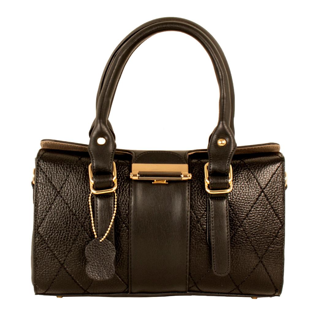 کیف دستی زنانه پارینه چرم مدل PLV11