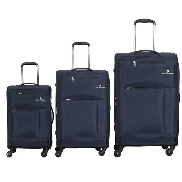 مجموعه سه عددی چمدان پیرکاردین مدل PC86297