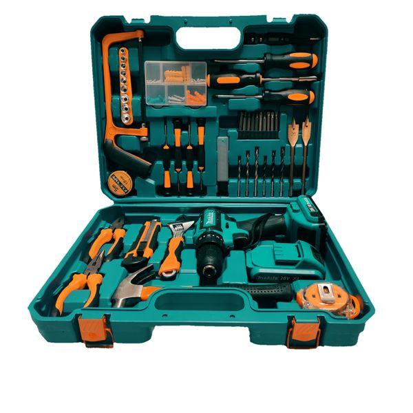مجموعه 130عددی ابزار مدل gcs-20.2800 غیر اصل