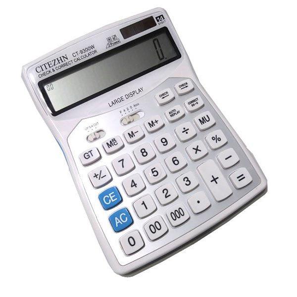 ماشین حساب سیتی زن مدل ct-9300w