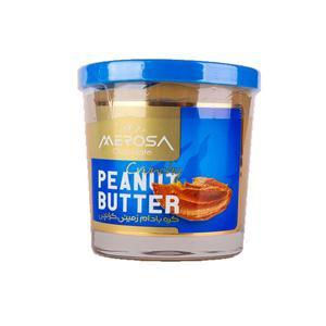 کره بادام زمینی کرانچی مروسا - 90 گرم