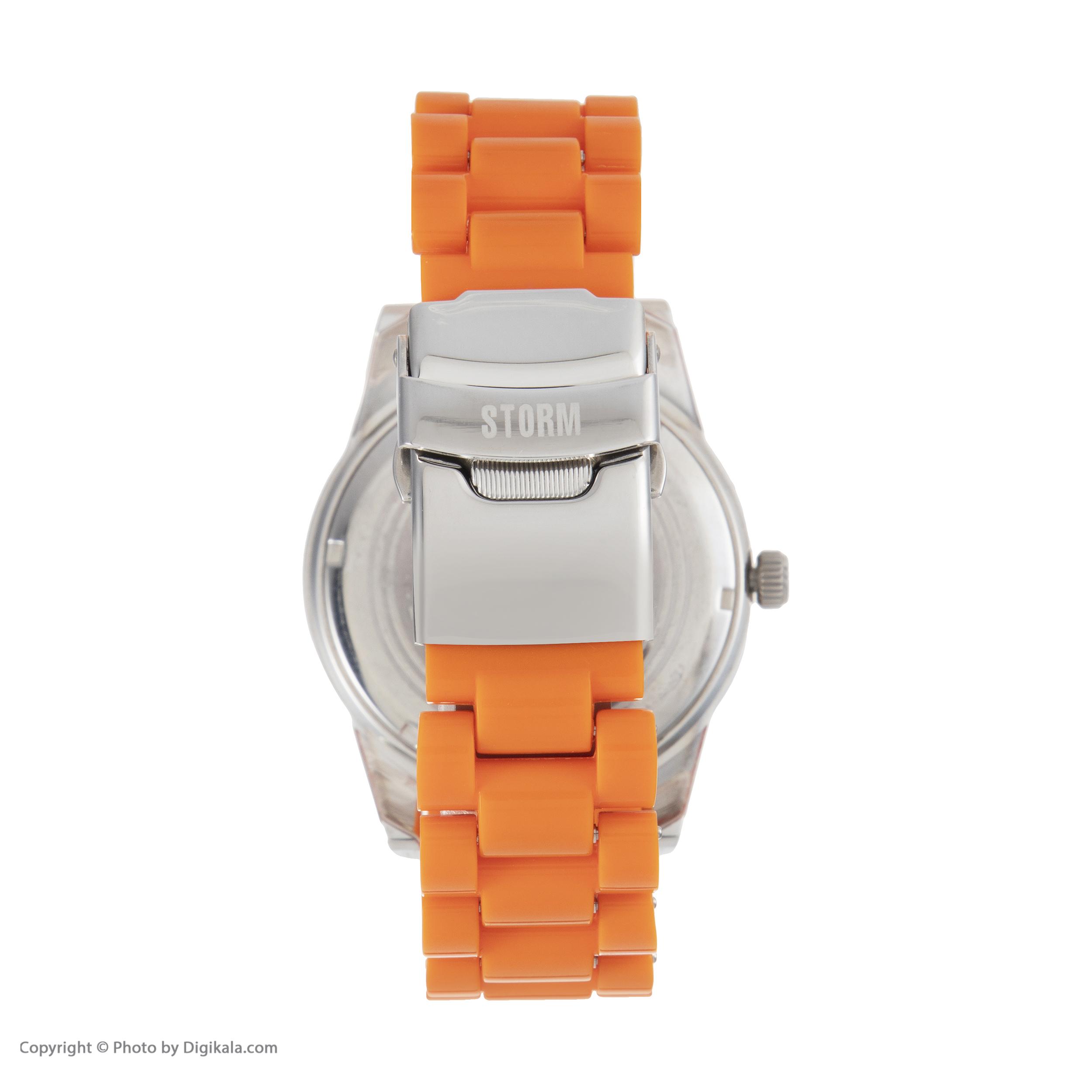 ساعت مچی عقربه ای زنانه استورم مدل ST 47028-O              ارزان