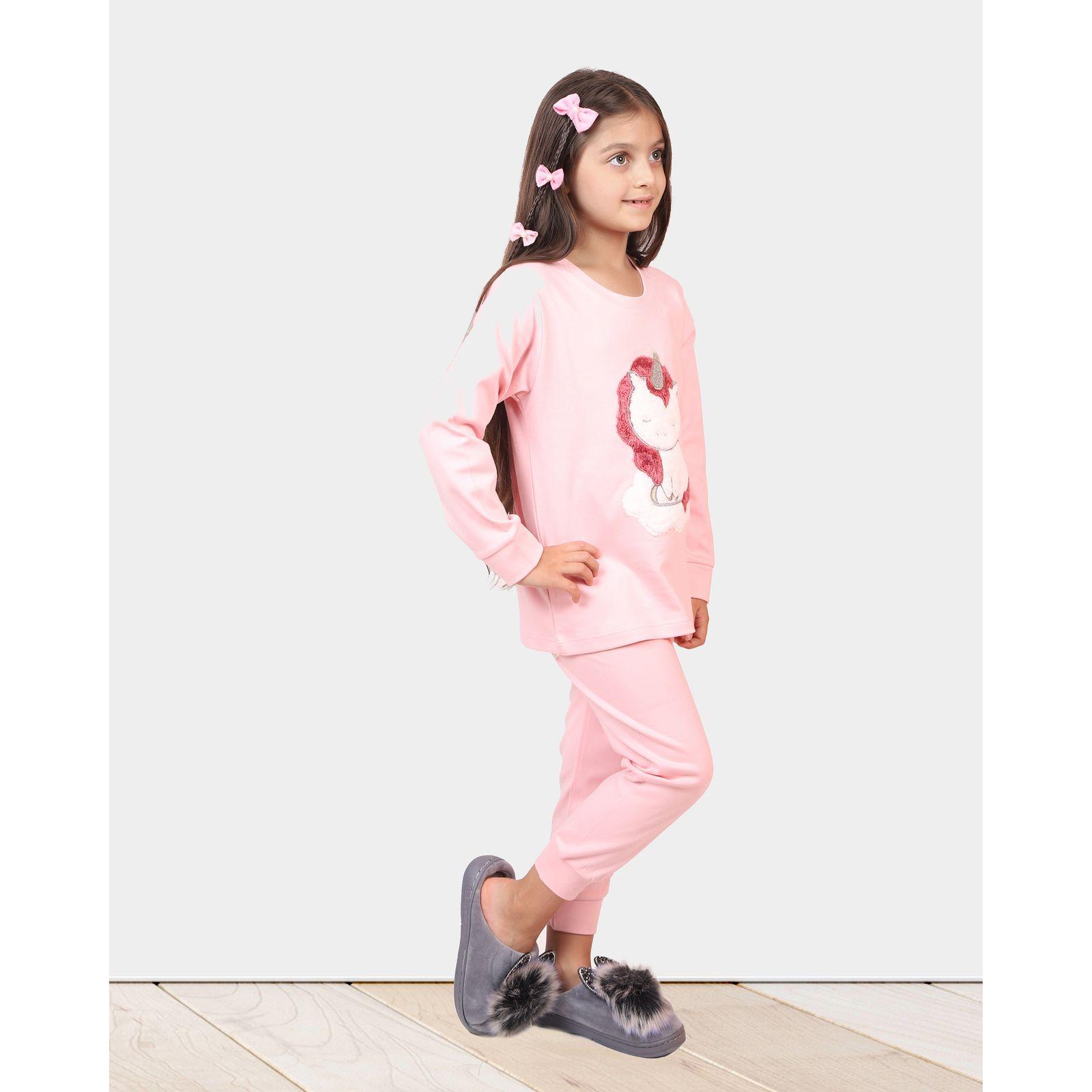 ست تی شرت و شلوار دخترانه مادر مدل 303-84 main 1 11
