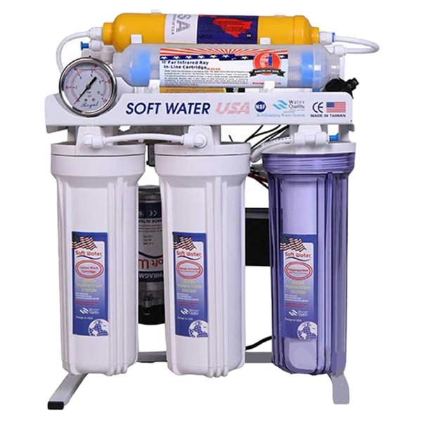 دستگاه تصفیه کننده آب سافت واتر مدل IR008PRS
