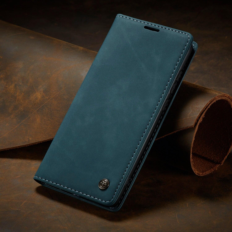 کیف کلاسوری کیس می مدل Vintage-013 مناسب برای گوشی موبایل شیائومی Redmi Note 8 Pro main 1 16