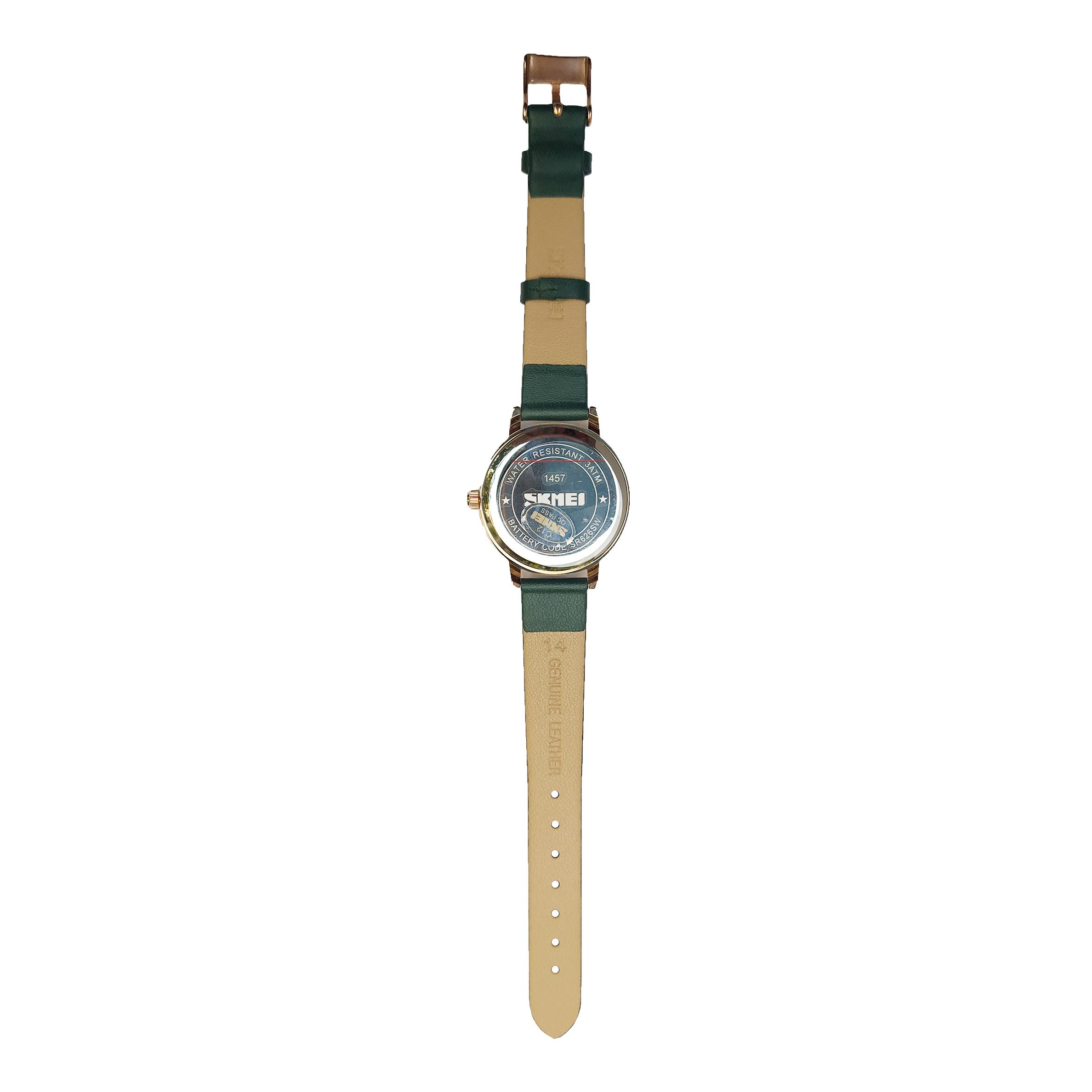ساعت مچی عقربه ای زنانه اسکمی مدل 1457Gr thumb 2 2