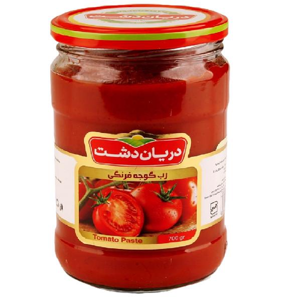 رب گوجه فرنگی دریان دشت - 700 گرم