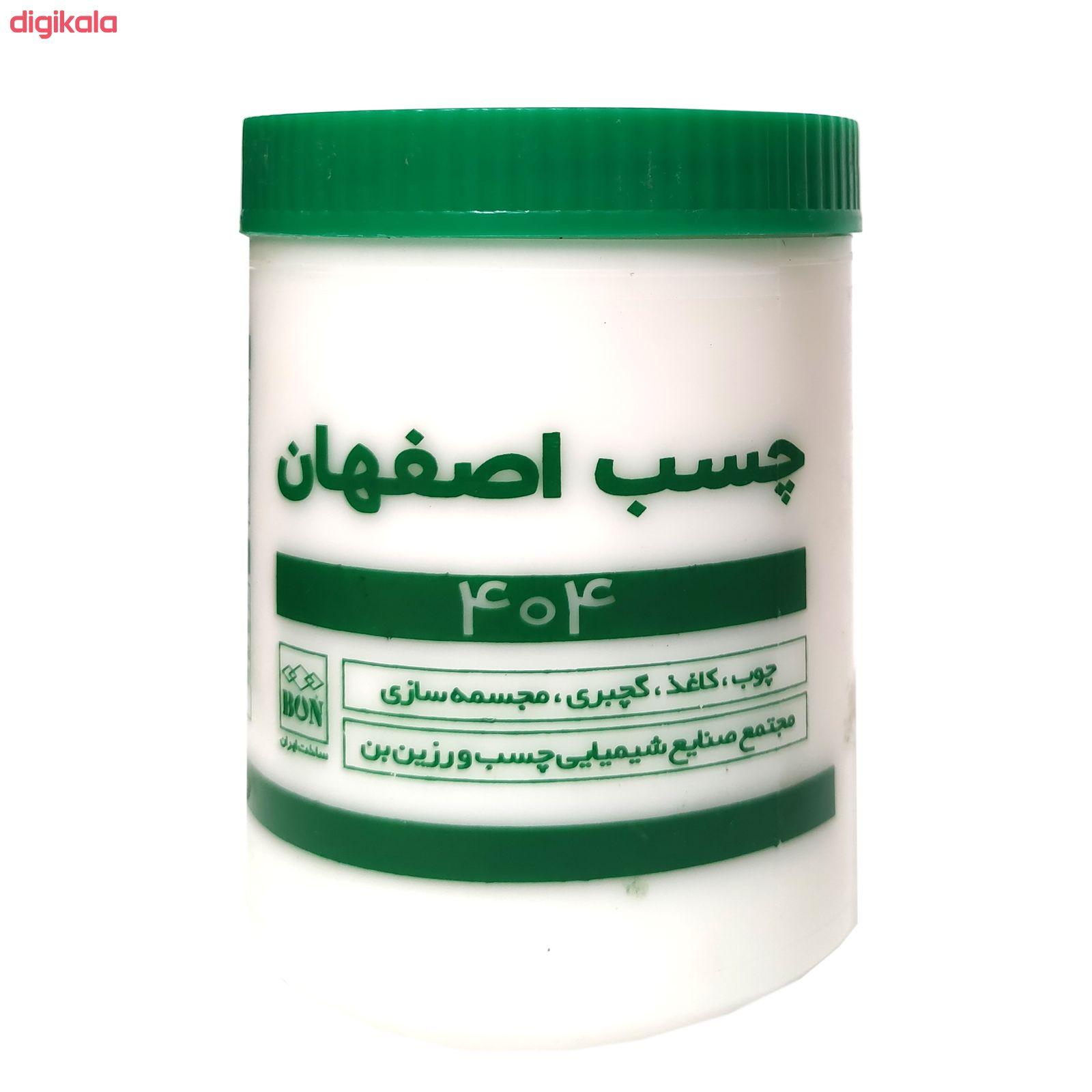 چسب چوب اصفهان مدل 404 وزن 800 گرم main 1 1