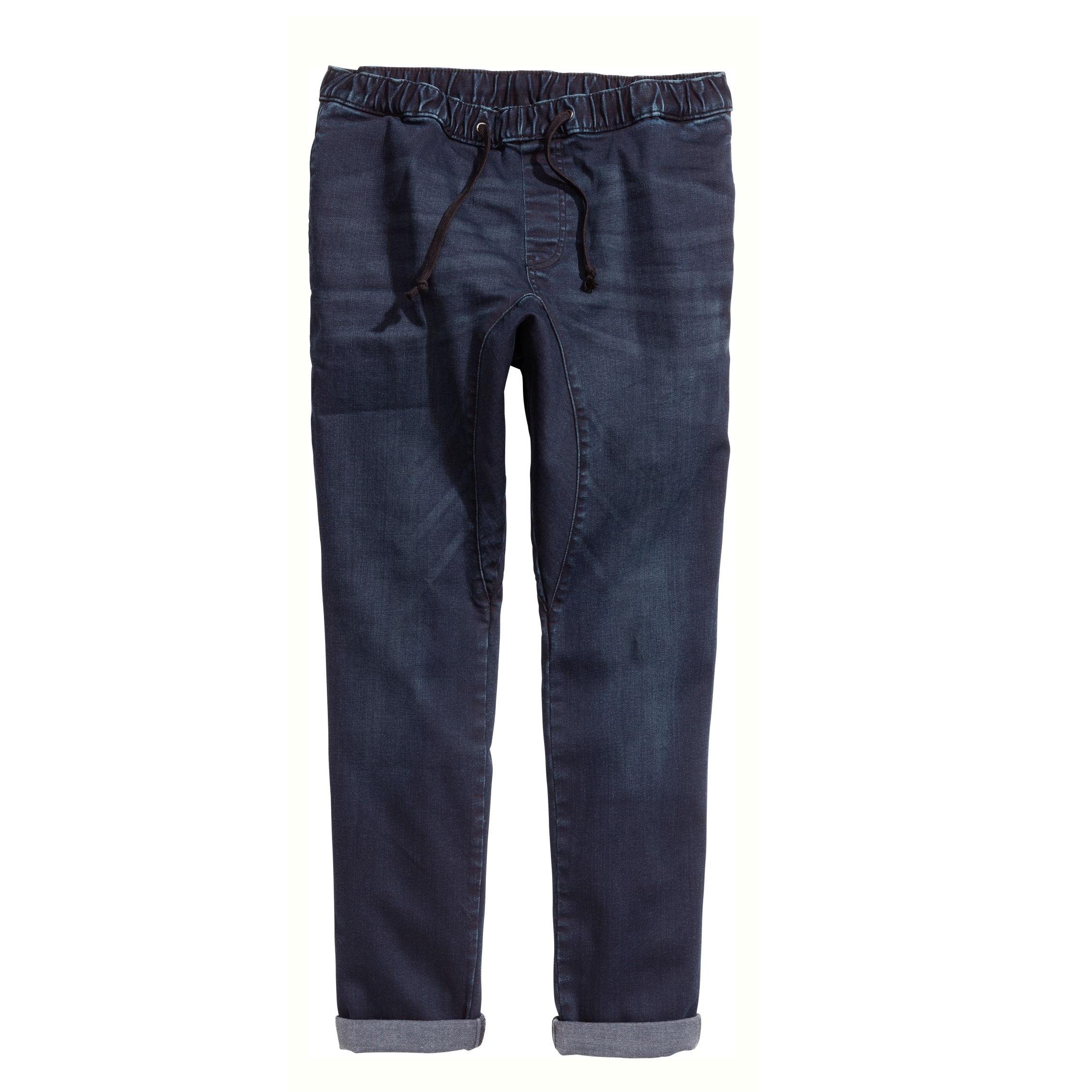 شلوار جین مردانه اچ اند ام مدل 00478