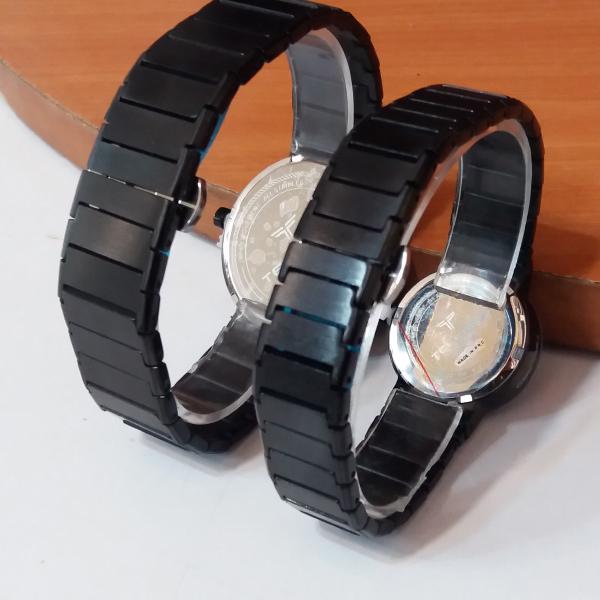 ست ساعت مچی عقربه ای زنانه و مردانه تلارو مدل T3020GLS1114