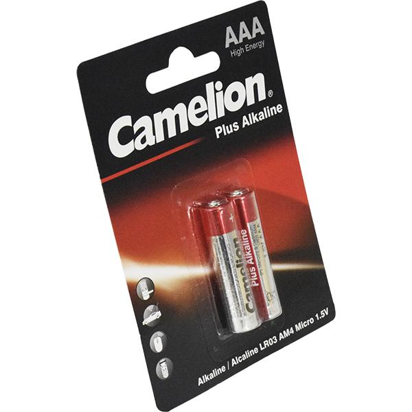 باتری نیم قلمی کملیون مدل CM_740 بسته 2 عددی