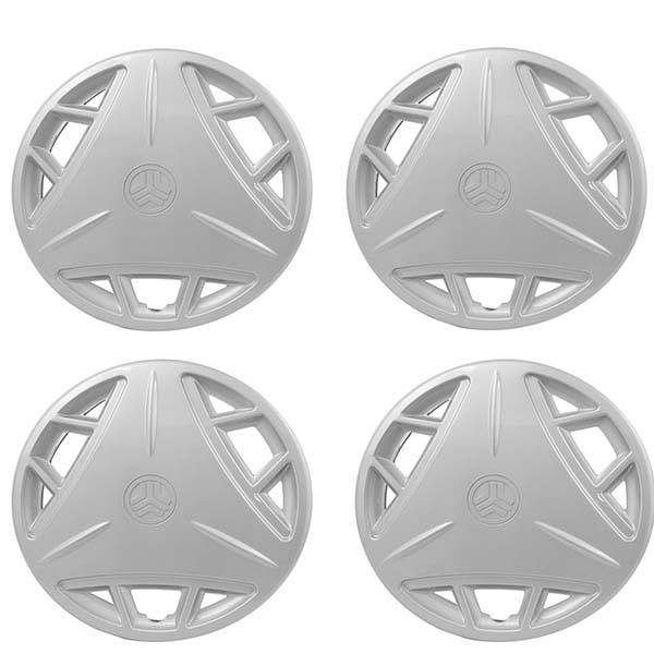 قالپاق چرخ مدلkpn751سایز 13 اینچ مناسب برای پراید بسته 4 عددی