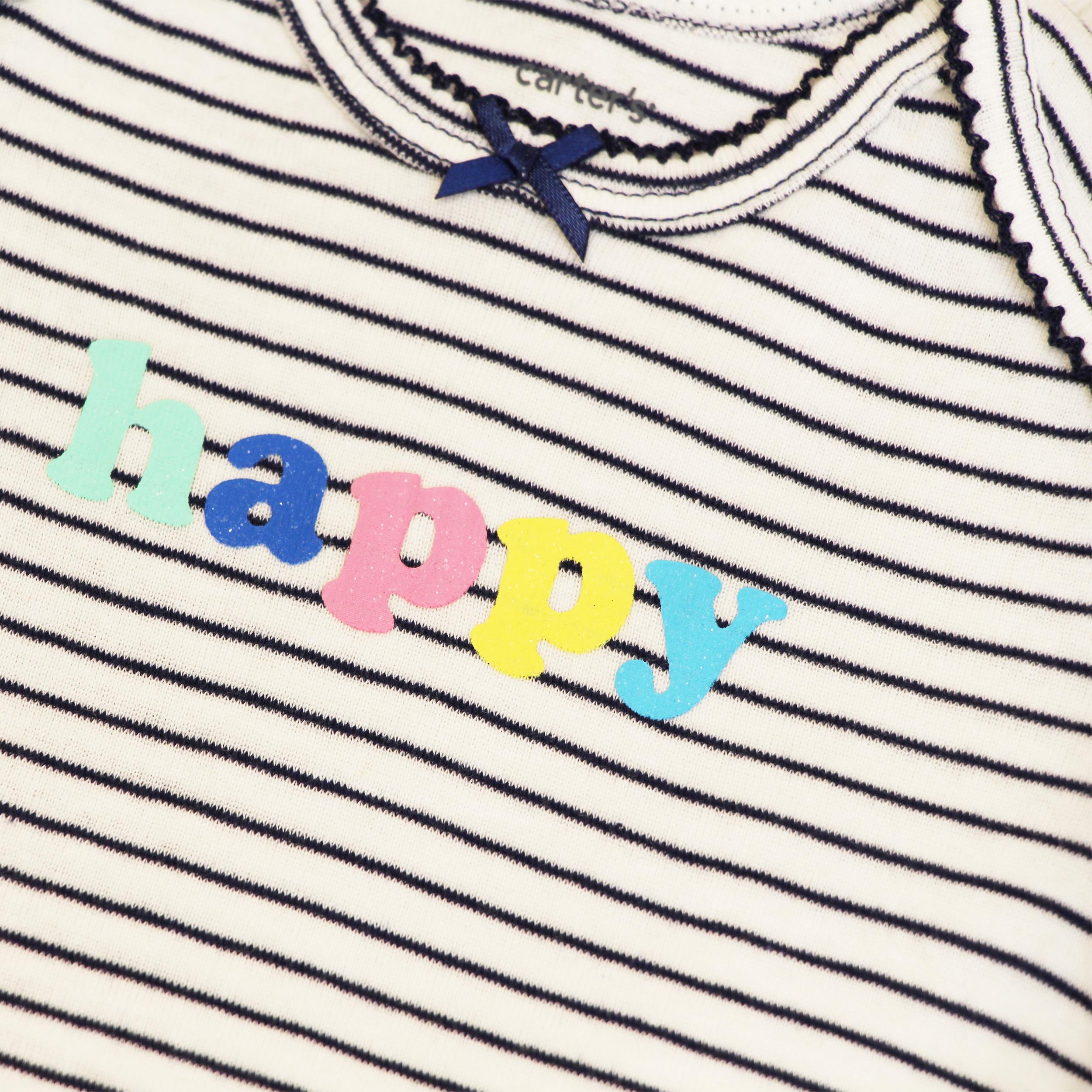 ست 3 تکه لباس نوزادی دخترانه کارترز کد 112 -  - 5