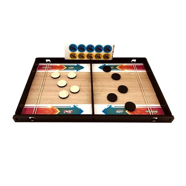 بازی فکری فکرآوران مدل شوتبال 2